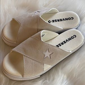 Converse slides